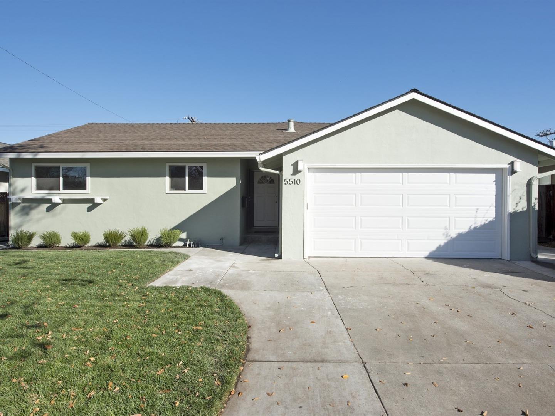 5510 Clovercrest Dr, San Jose, CA 95118