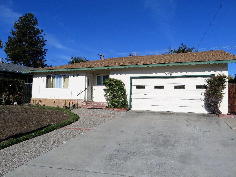 1859 Nelson Way, San Jose, CA 95124