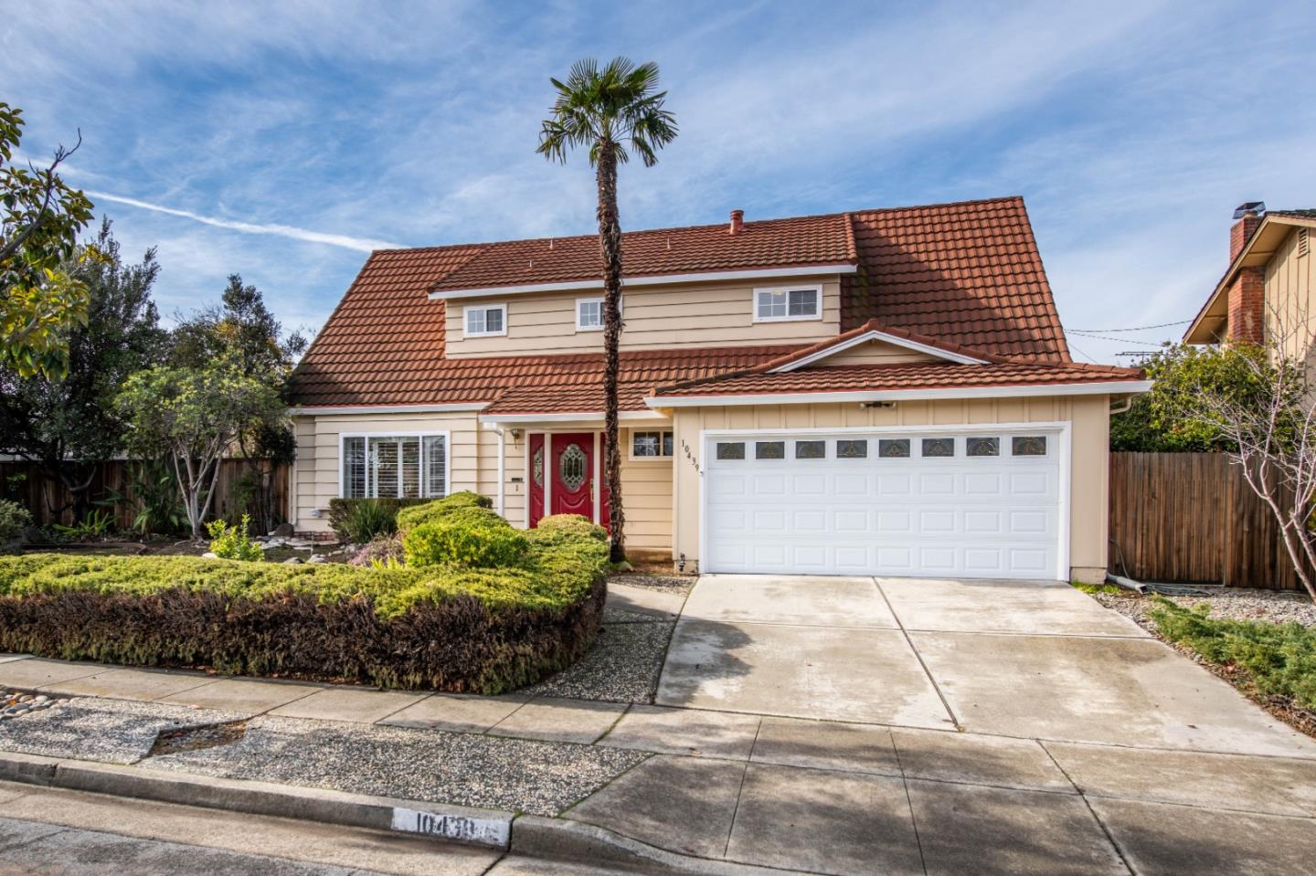 Detail Gallery Image 1 of 1 For 10439 Cherry Tree Ln, Cupertino, CA, 95014 - 4 Beds | 2/1 Baths