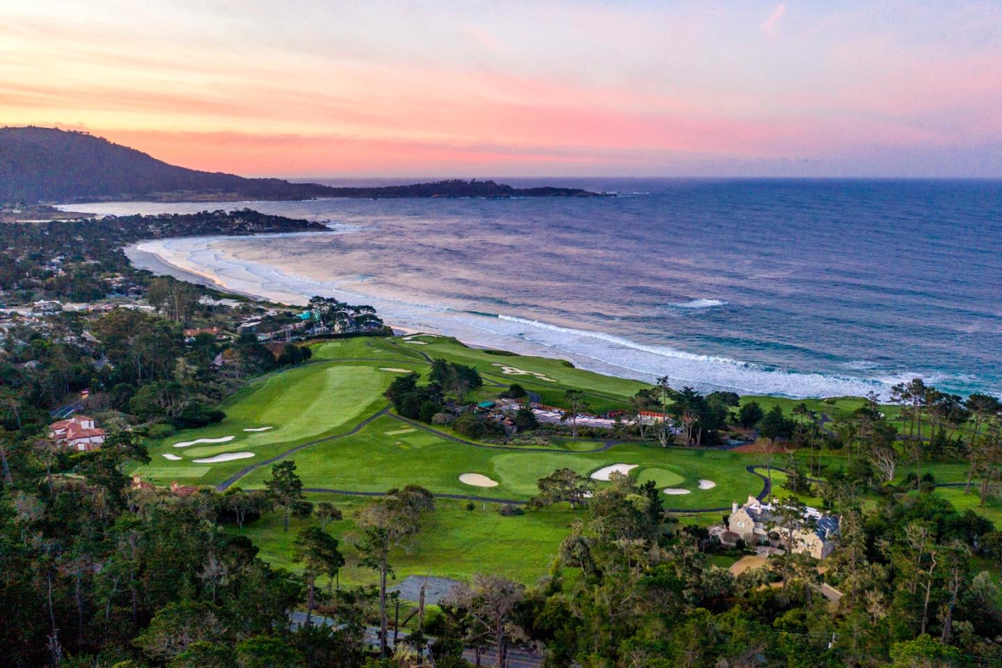 3414 17 Mile DR, Pebble Beach, California