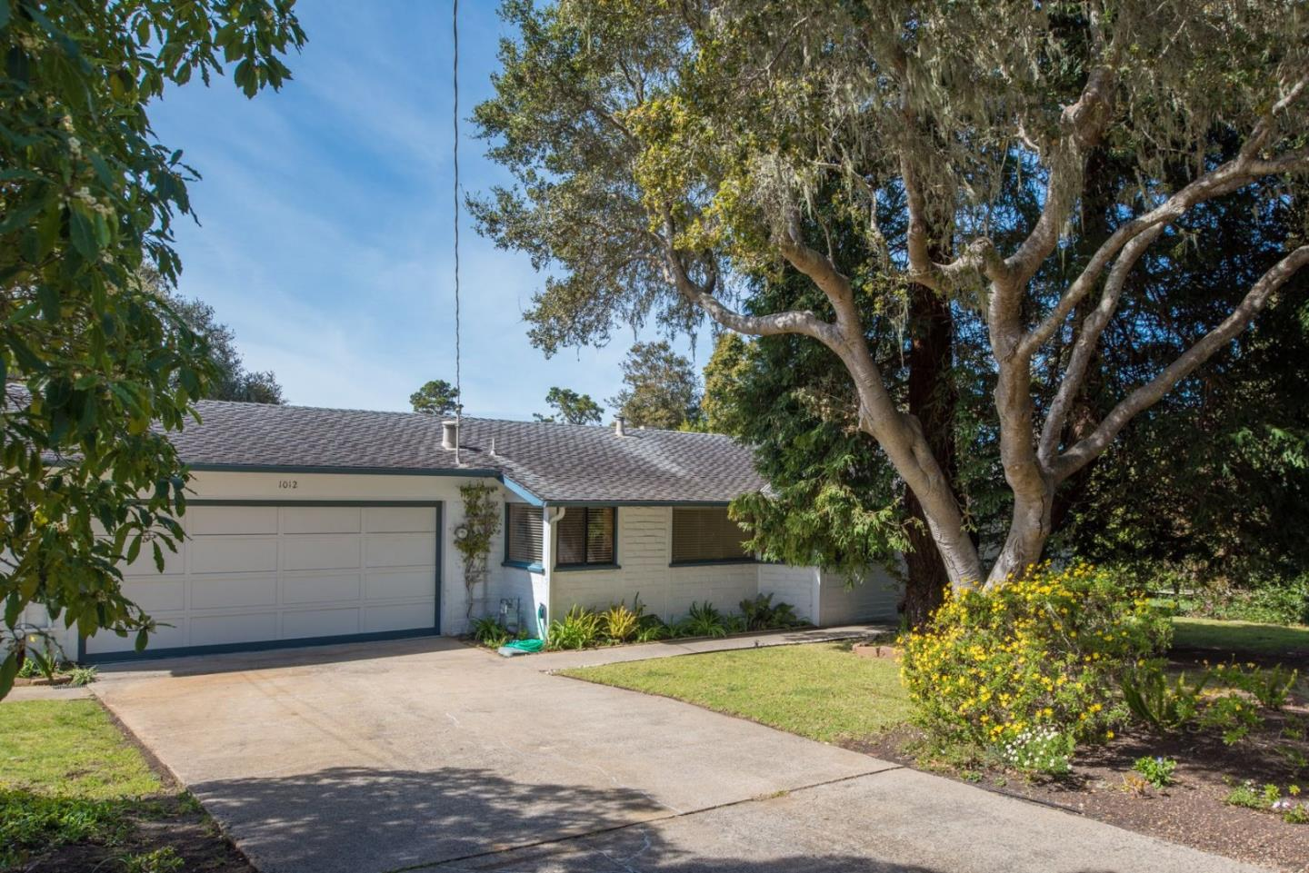 1012 San Carlos RD, Pebble Beach in Monterey County, CA 93953 Home for Sale