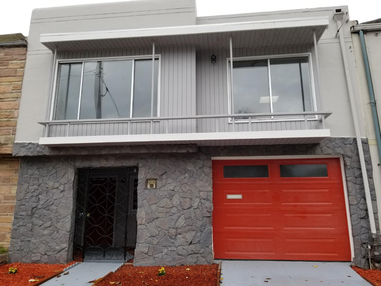 2083 Palou Avenue San Francisco, CA 94124 - MLS #: ML81734932