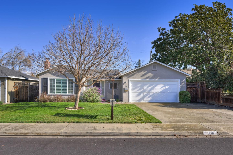 336 April Way Campbell, CA 95008 - MLS #: ML81734981