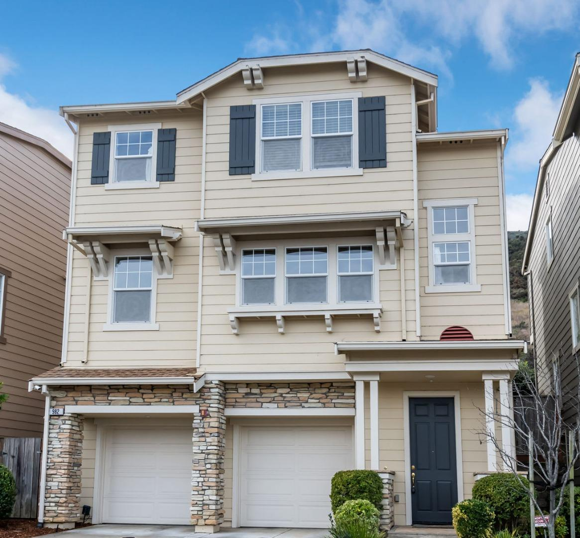 Image for 982 Farrier Place, <br>Daly City 94014