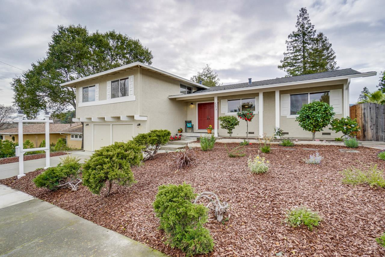 Detail Gallery Image 1 of 1 For 22414 Riverside Dr, Cupertino, CA, 95014 - 4 Beds | 2/1 Baths