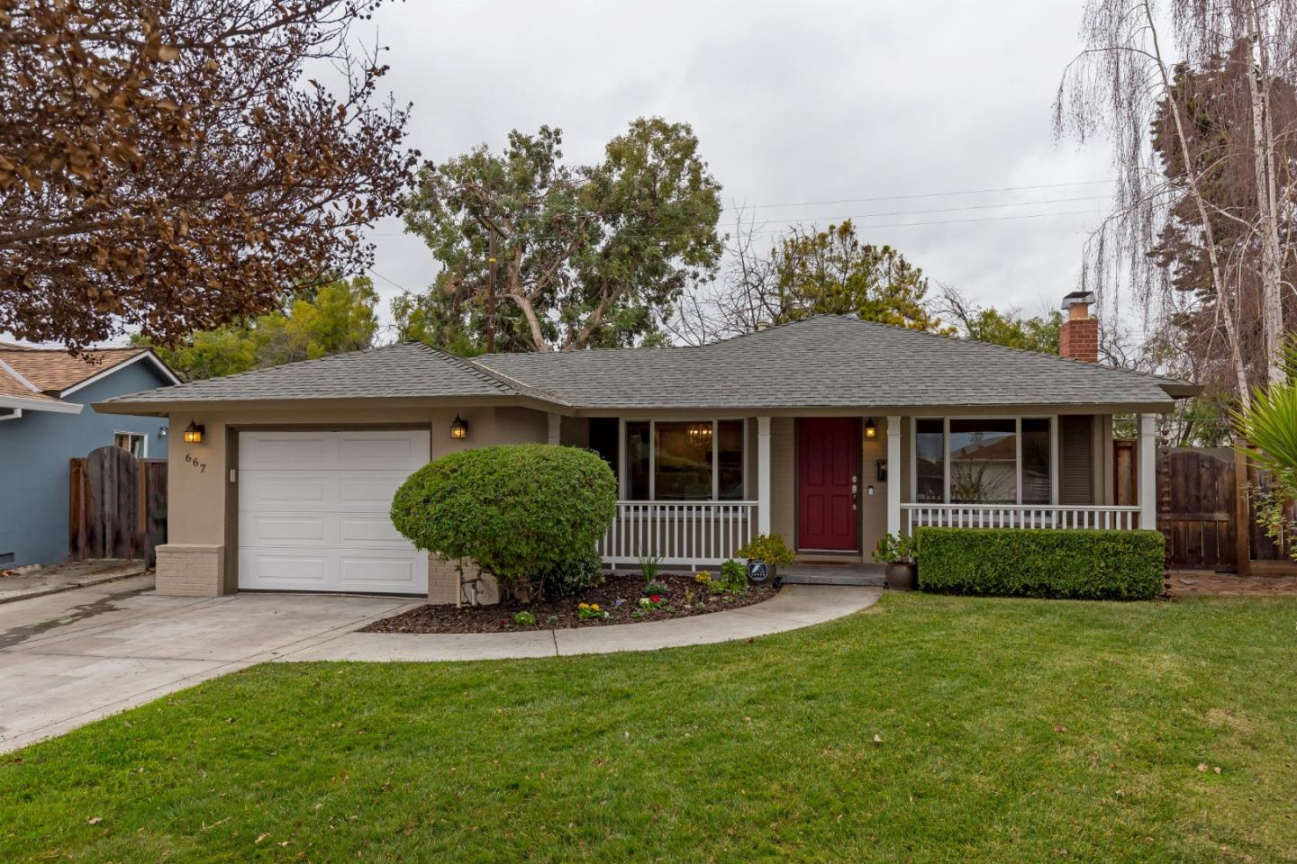 Detail Gallery Image 1 of 1 For 667 Madrone Ave, Sunnyvale,  CA 94085 - 3 Beds   2 Baths