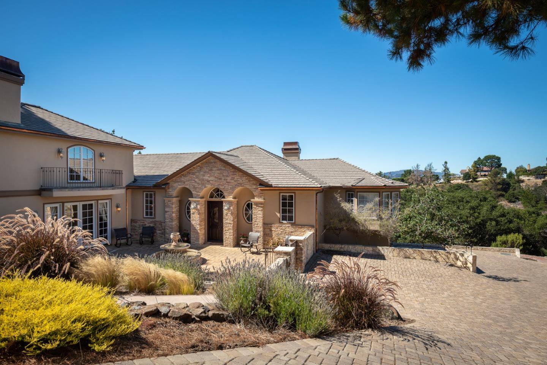 25440 Via Cicindela, Carmel in Monterey County, CA 93923 Home for Sale