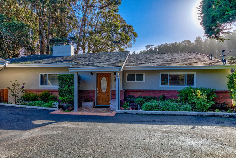 Detail Gallery Image 1 of 1 For 39 Via Castanada, Monterey, CA, 93940 - 4 Beds | 3 Baths