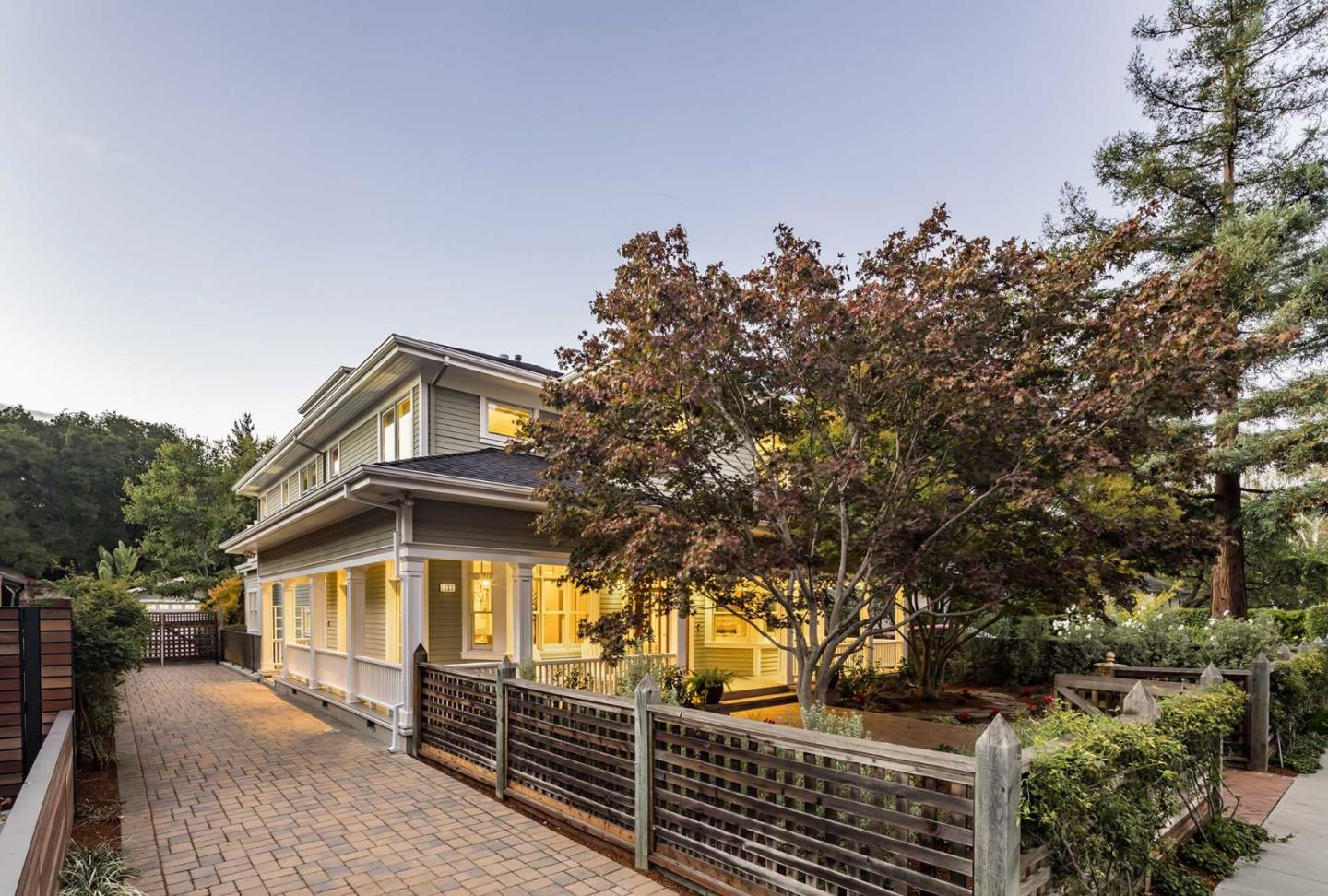 123 Tennyson AVE, Palo Alto, California