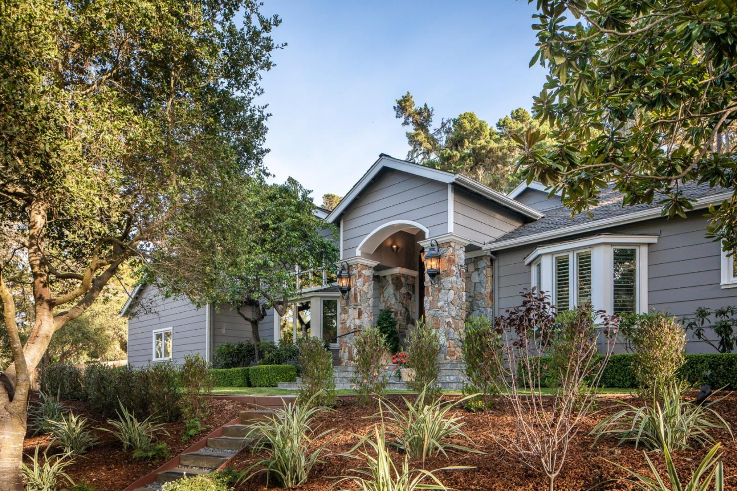 Detail Gallery Image 1 of 27 For 1178 Rampart Rd, Pebble Beach, CA, 93953 - 3 Beds | 4/2 Baths