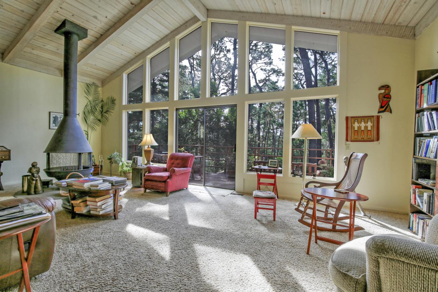 Detail Gallery Image 1 of 1 For 4080 Los Altos Dr, Pebble Beach,  CA 93953 - 3 Beds   3 Baths