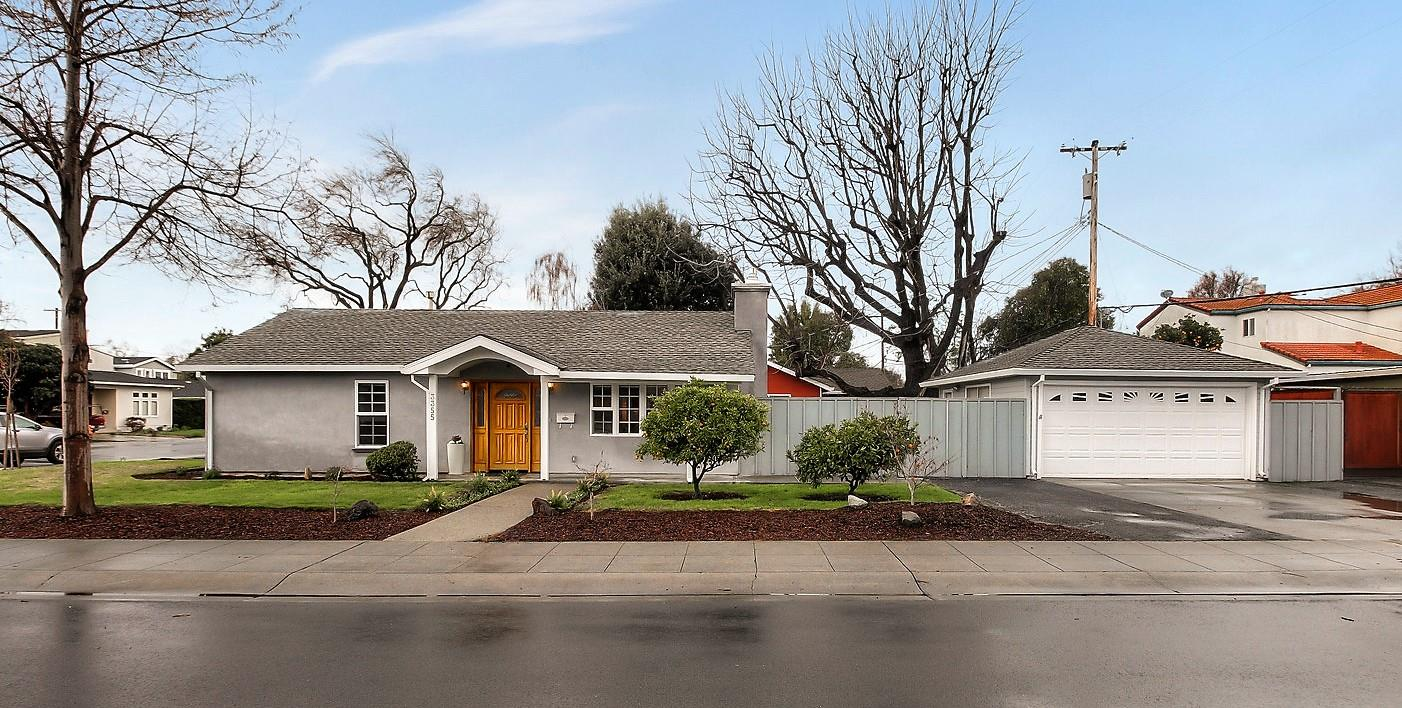 Detail Gallery Image 1 of 1 For 3355 Vernon Ter, Palo Alto, CA, 94303 - 2 Beds | 1 Baths