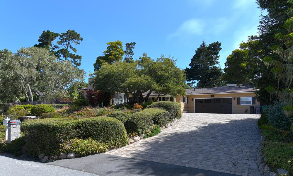 Detail Gallery Image 1 of 1 For 1035 San Carlos Rd, Pebble Beach, CA, 93953 - 2 Beds | 2 Baths