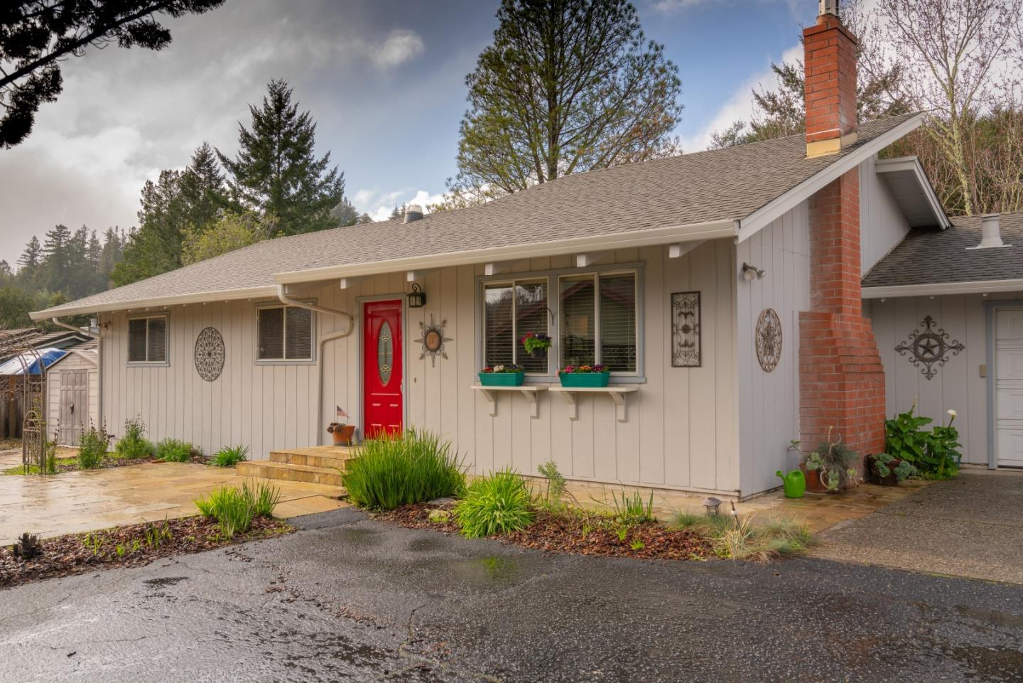 Detail Gallery Image 1 of 1 For 119 1/2 San Augustine Way, Scotts Valley, CA, 95066 - 3 Beds | 2 Baths