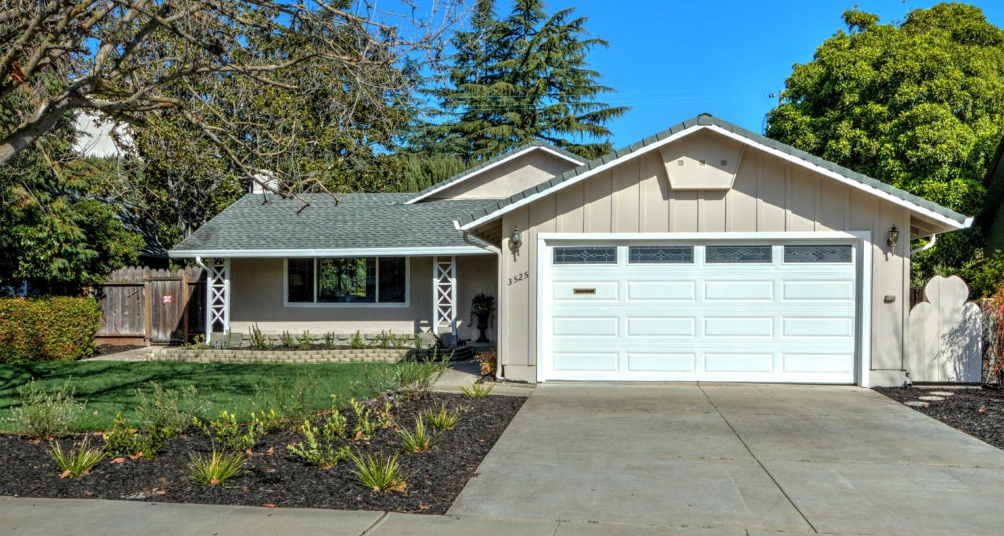 Detail Gallery Image 1 of 1 For 3525 Notre Dame Dr, Santa Clara, CA 95051 - 3 Beds | 2 Baths