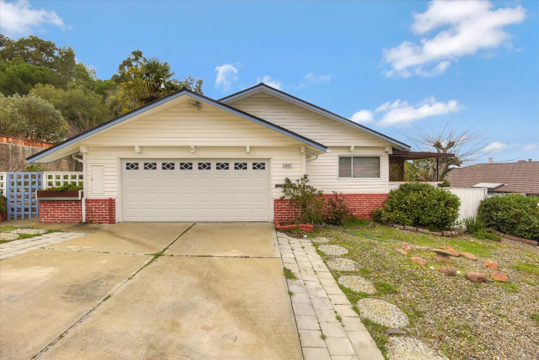2644 Trousdale DR, Hillsborough, California