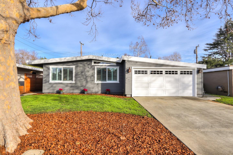 3501 Butcher DR, Santa Clara, California