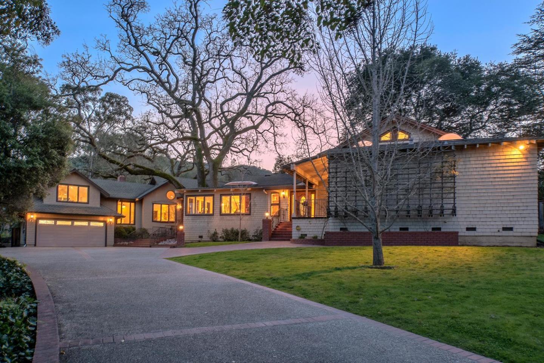 55 Ellenwood AVE, Monte Sereno in Santa Clara County, CA 95030 Home for Sale