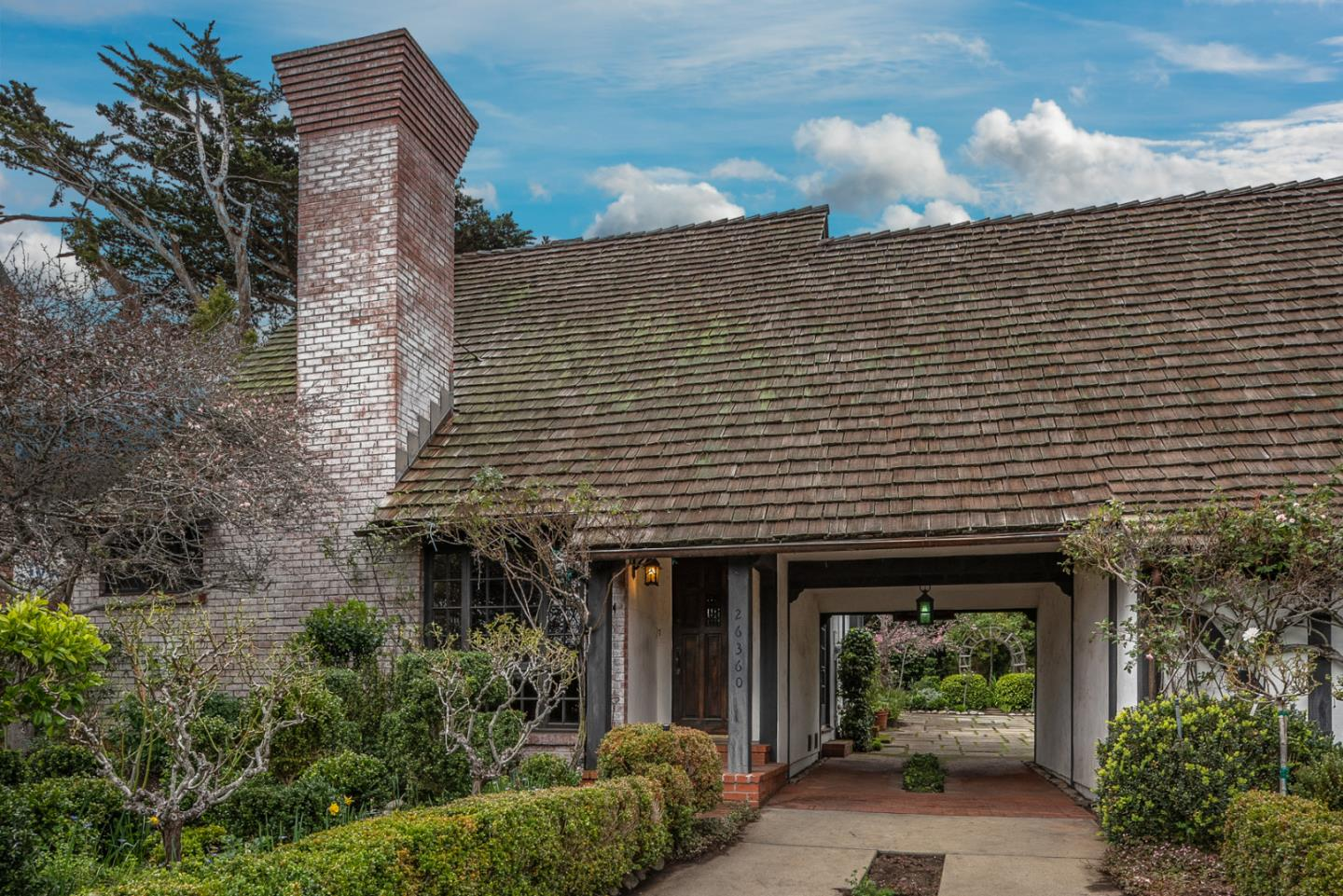 26360 Valley View AVE, Carmel in Monterey County, CA 93923 Home for Sale