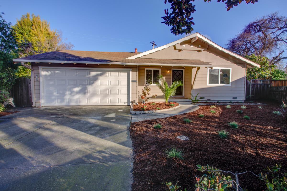 1729 Jeffery CT, Santa Clara, California