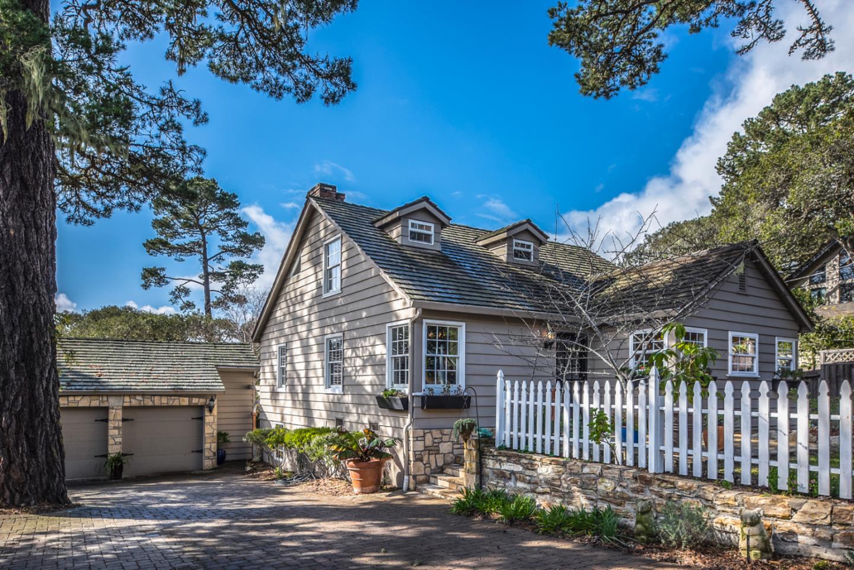 24660 Cabrillo ST, Carmel in Monterey County, CA 93923 Home for Sale