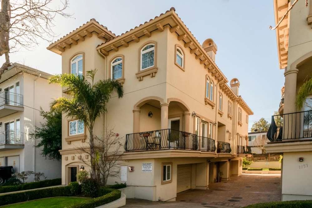 1137 Paloma AVE J, Hillsborough, California