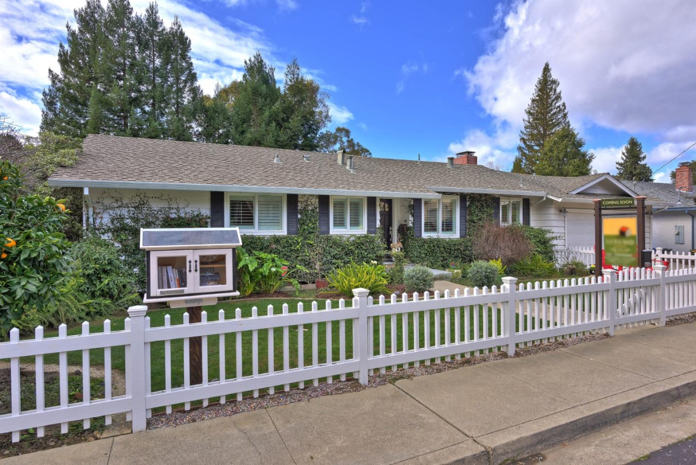 112 Spring ST, Monte Sereno in Santa Clara County, CA 95030 Home for Sale