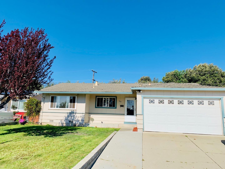 549 Greathouse DR, MILPITAS, California