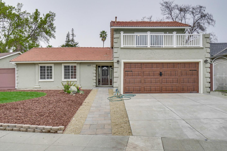 607 Lanfair DR, SAN JOSE, California