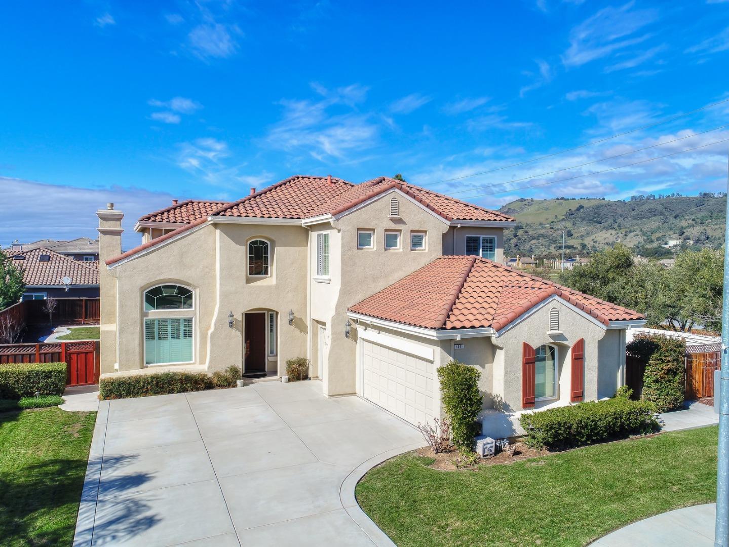 1661 Avenida De Los Padres 95037 - One of Morgan Hill Homes for Sale