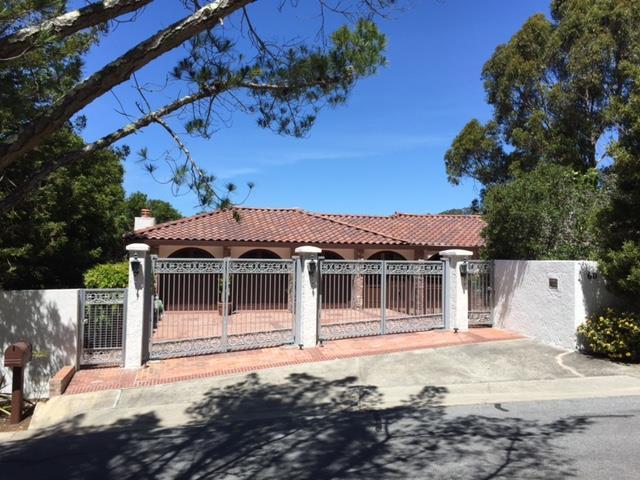 60 Lookout RD, Hillsborough, California