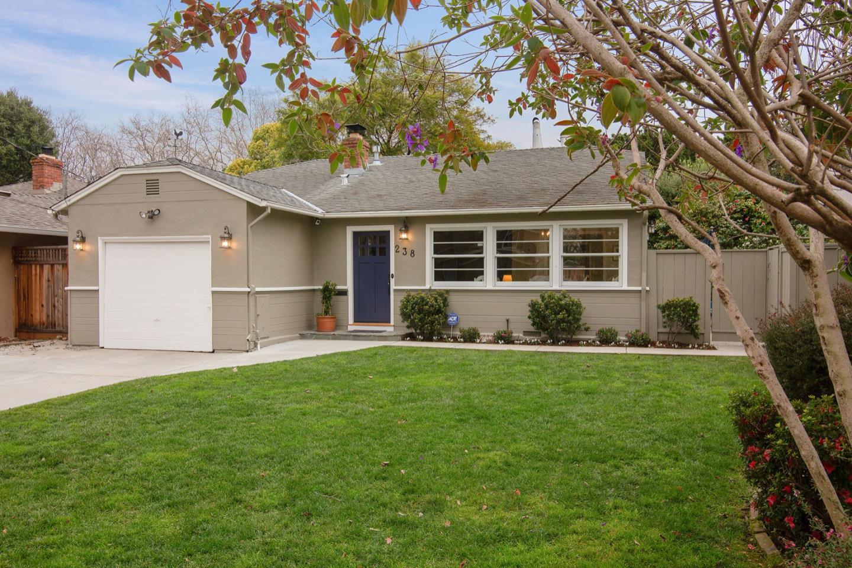 238 Mckendry DR, Menlo Park, California