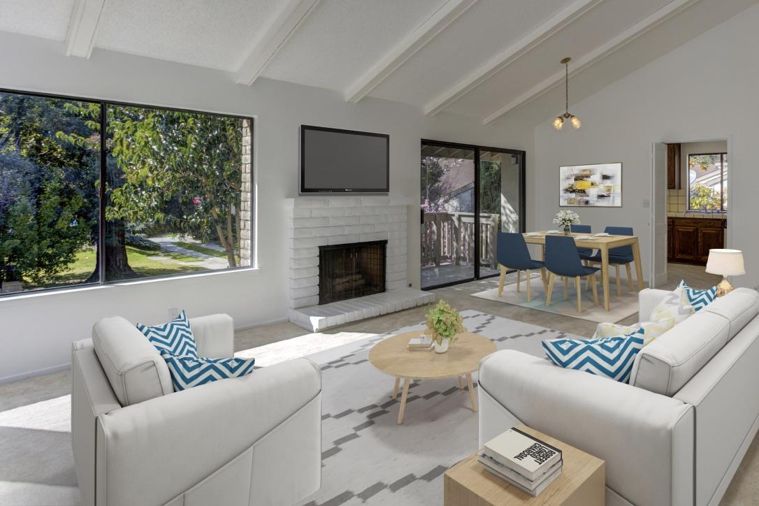 Detail Gallery Image 1 of 1 For 19640 Vineyard Ln, Saratoga, CA, 95070 - 2 Beds | 2 Baths