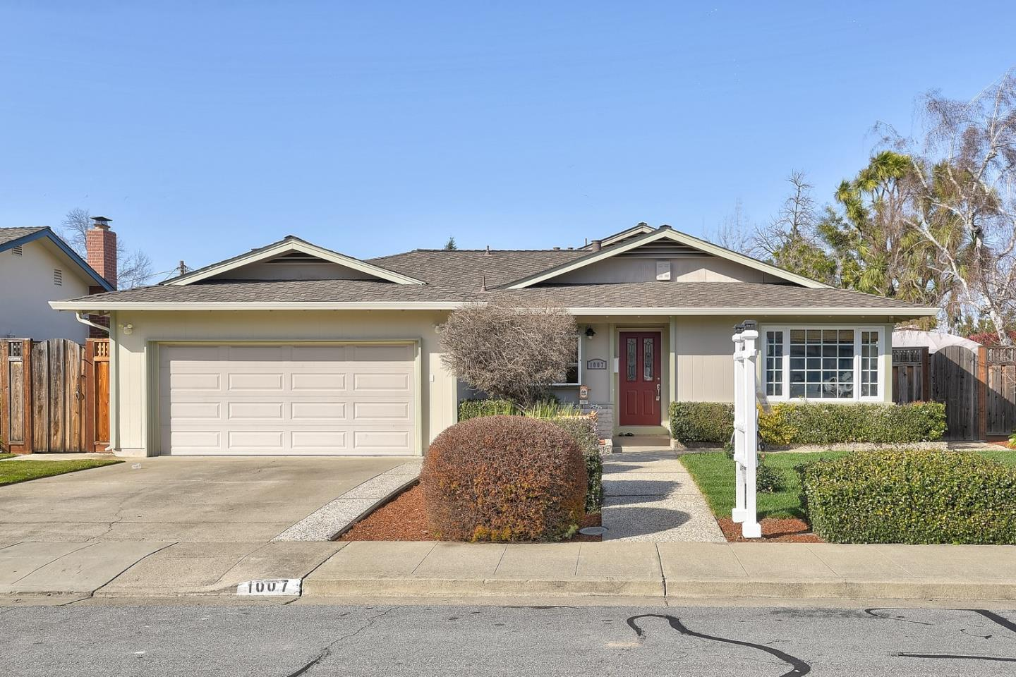 Detail Gallery Image 1 of 1 For 1007 Rockrose Ave, Sunnyvale,  CA 94086 - 4 Beds   3 Baths