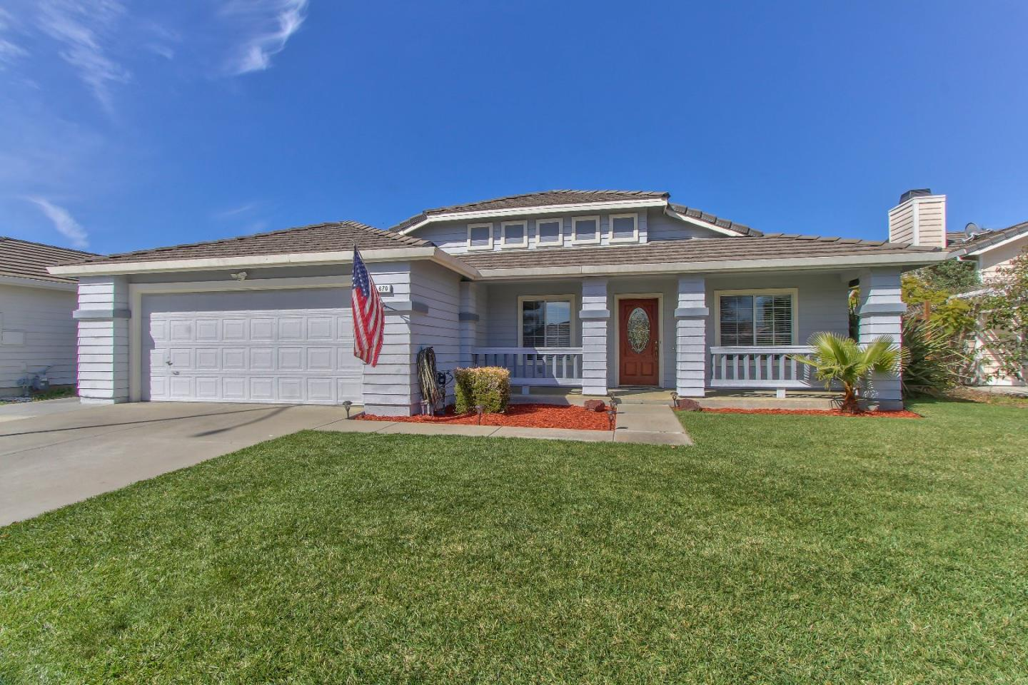 Detail Gallery Image 1 of 1 For 670 Liege Dr, Hollister, CA 95023 - 3 Beds | 2 Baths