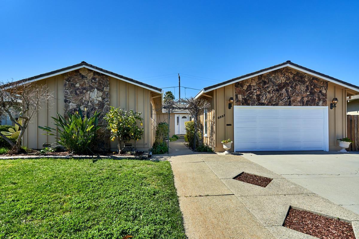 6361 Menlo DR, SAN JOSE, California