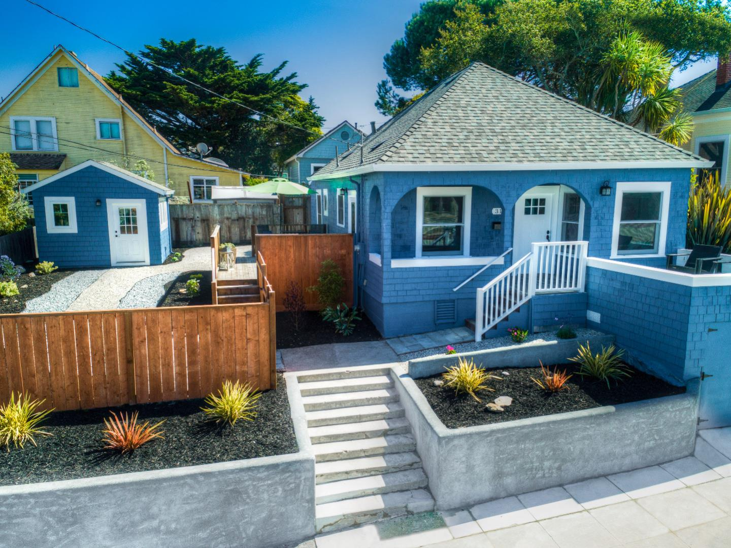 Detail Gallery Image 1 of 1 For 311 Carmel Ave, Pacific Grove, CA, 93950 - 2 Beds | 2 Baths
