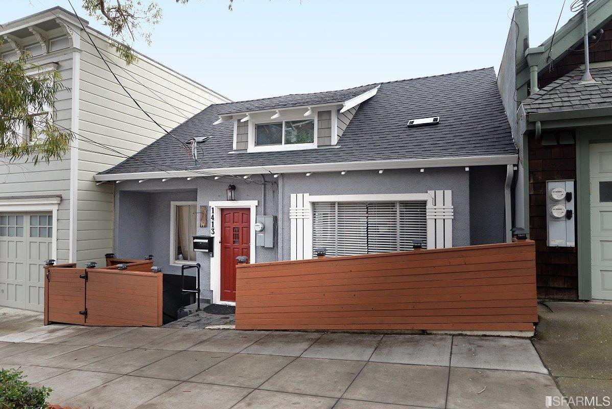 Photo of  1413 Noe Street San Francisco 94131