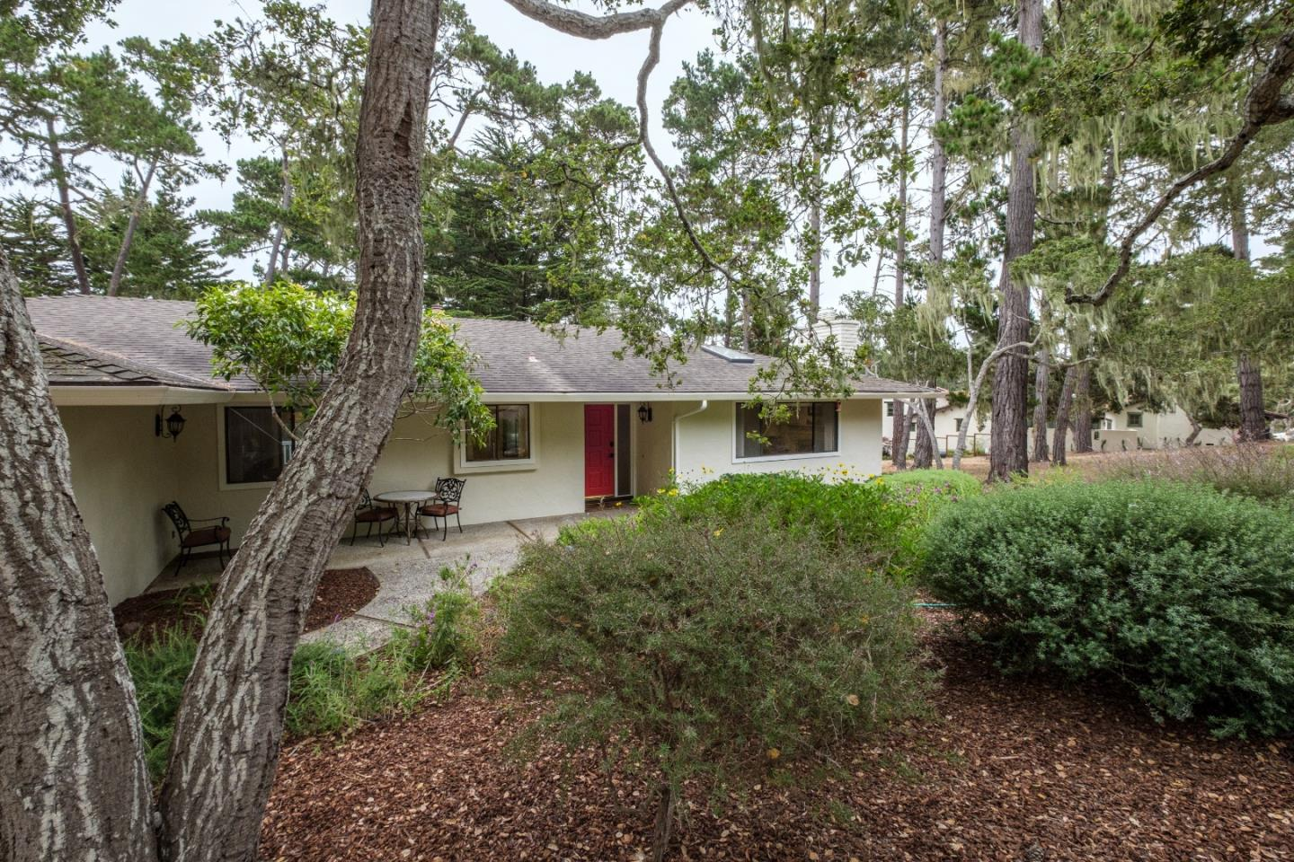 2976 Colton RD, Pebble Beach in Monterey County, CA 93953 Home for Sale