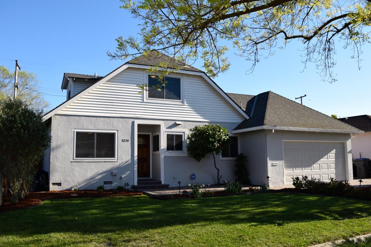 1238 Willo Mar DR, SAN JOSE, California