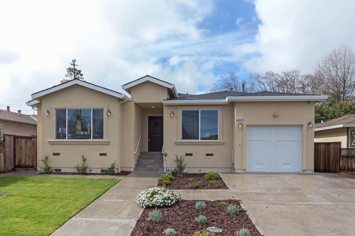Detail Gallery Image 1 of 1 For 1639 Spring St, Mountain View, CA, 94043 - 4 Beds | 2/1 Baths