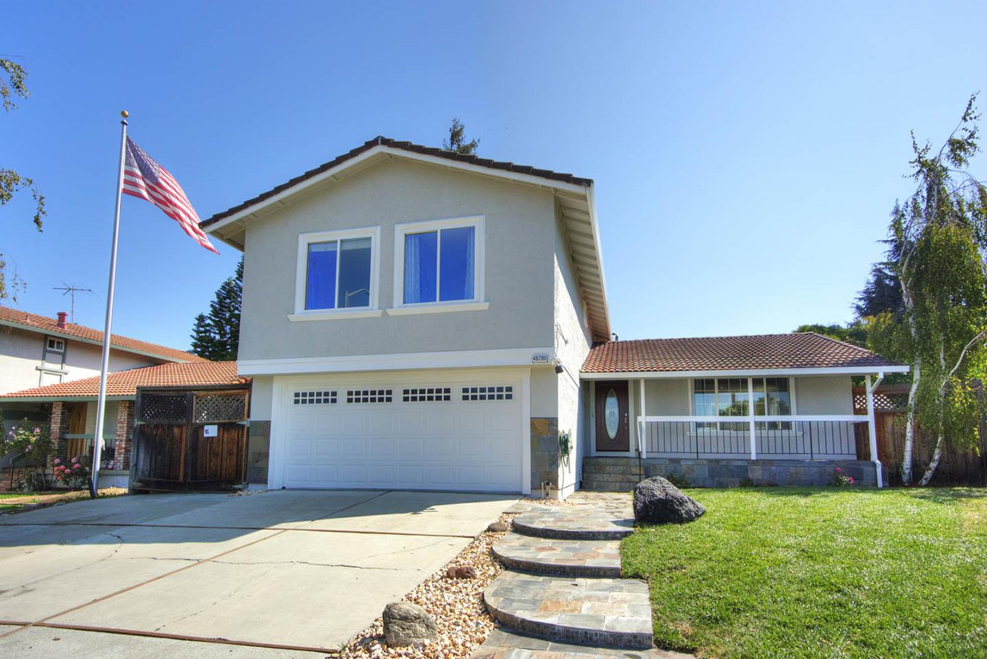 Detail Gallery Image 1 of 1 For 48780 Plomosa Rd, Fremont, CA 94539 - 4 Beds | 2/1 Baths