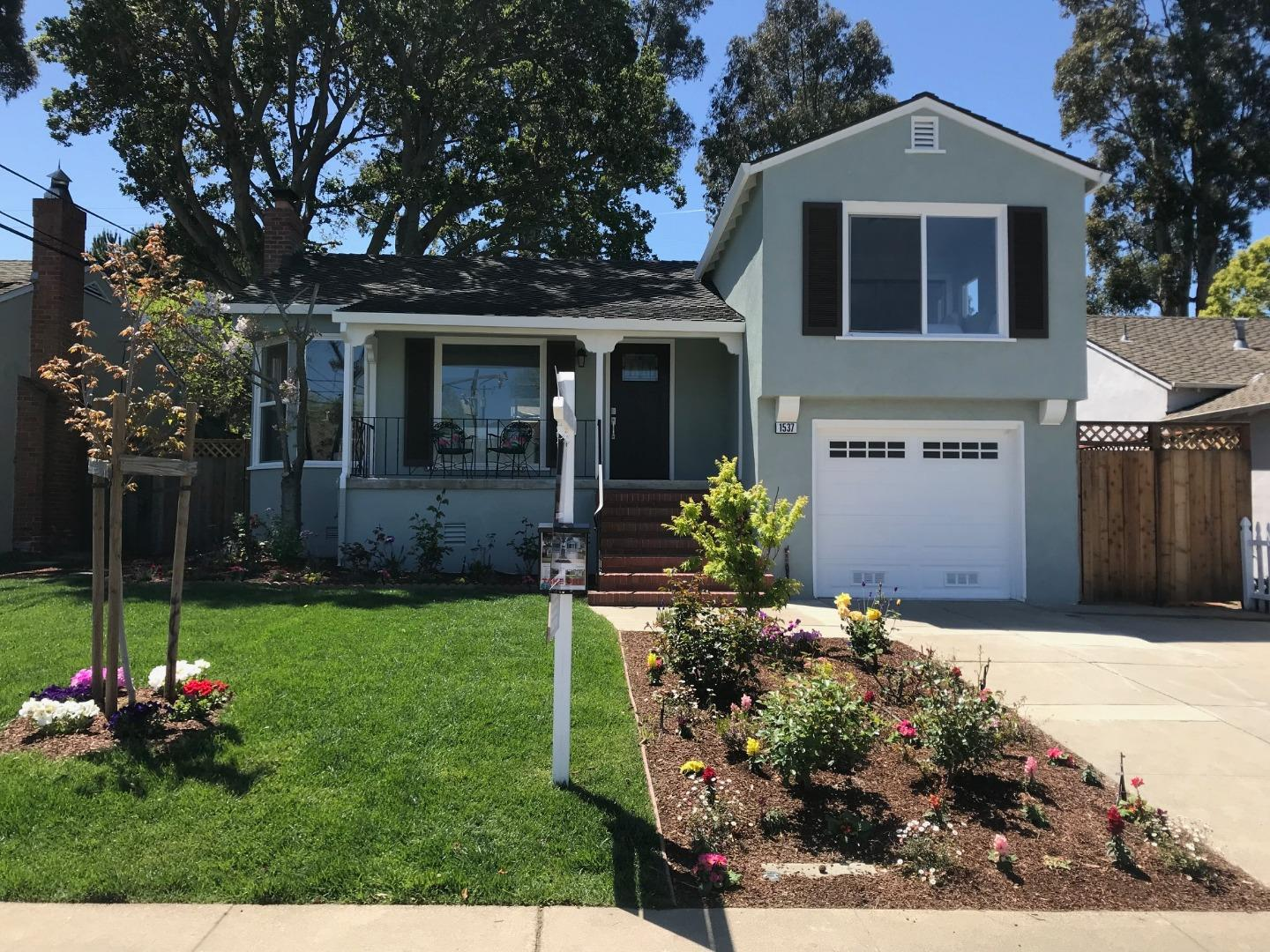 1537 Westmoor RD, Burlingame, California