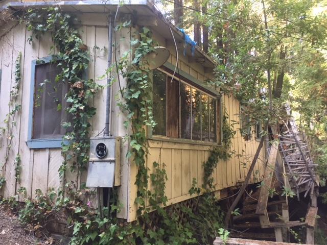 Detail Gallery Image 1 of 1 For 383 Hillside Dr, Boulder Creek, CA 95006 - 1 Beds | 1 Baths
