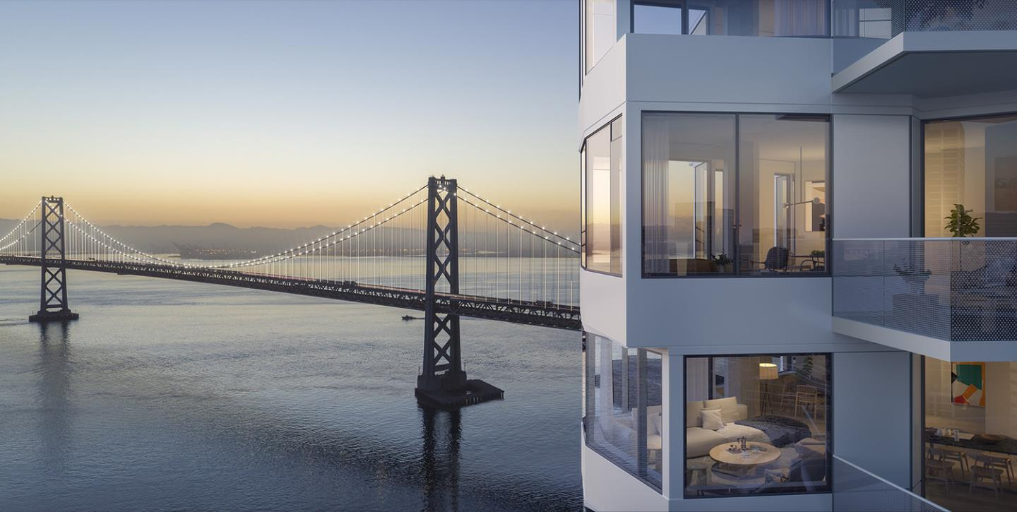 Detail Gallery Image 1 of 16 For 280 Spear St #14A, San Francisco, CA, 94105 - 2 Beds   2 Baths