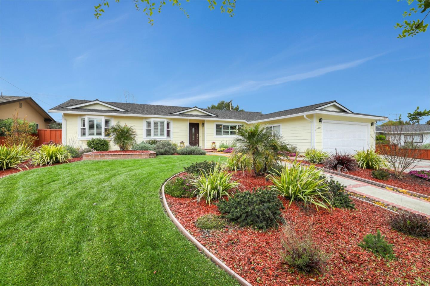 Detail Gallery Image 1 of 1 For 6407 El Paseo Dr, San Jose,  CA 95120 - 3 Beds   2 Baths
