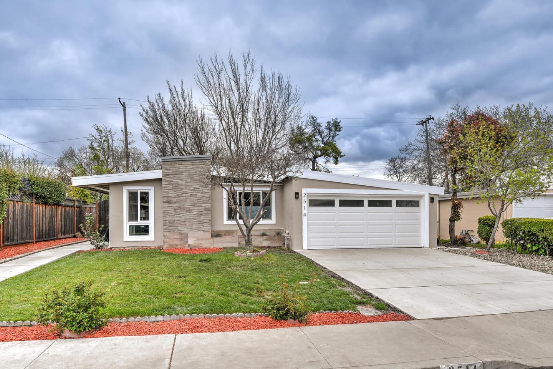 2514 Hayward DR, Santa Clara, California