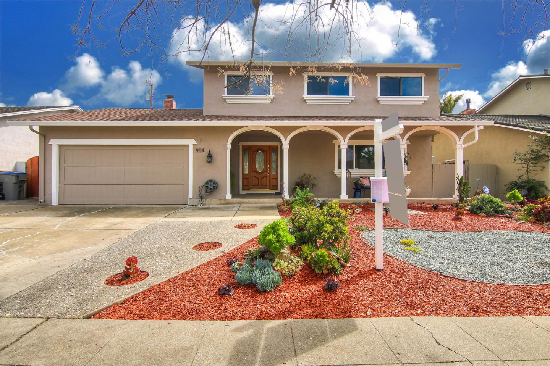 954 Meadowood DR, SAN JOSE, California