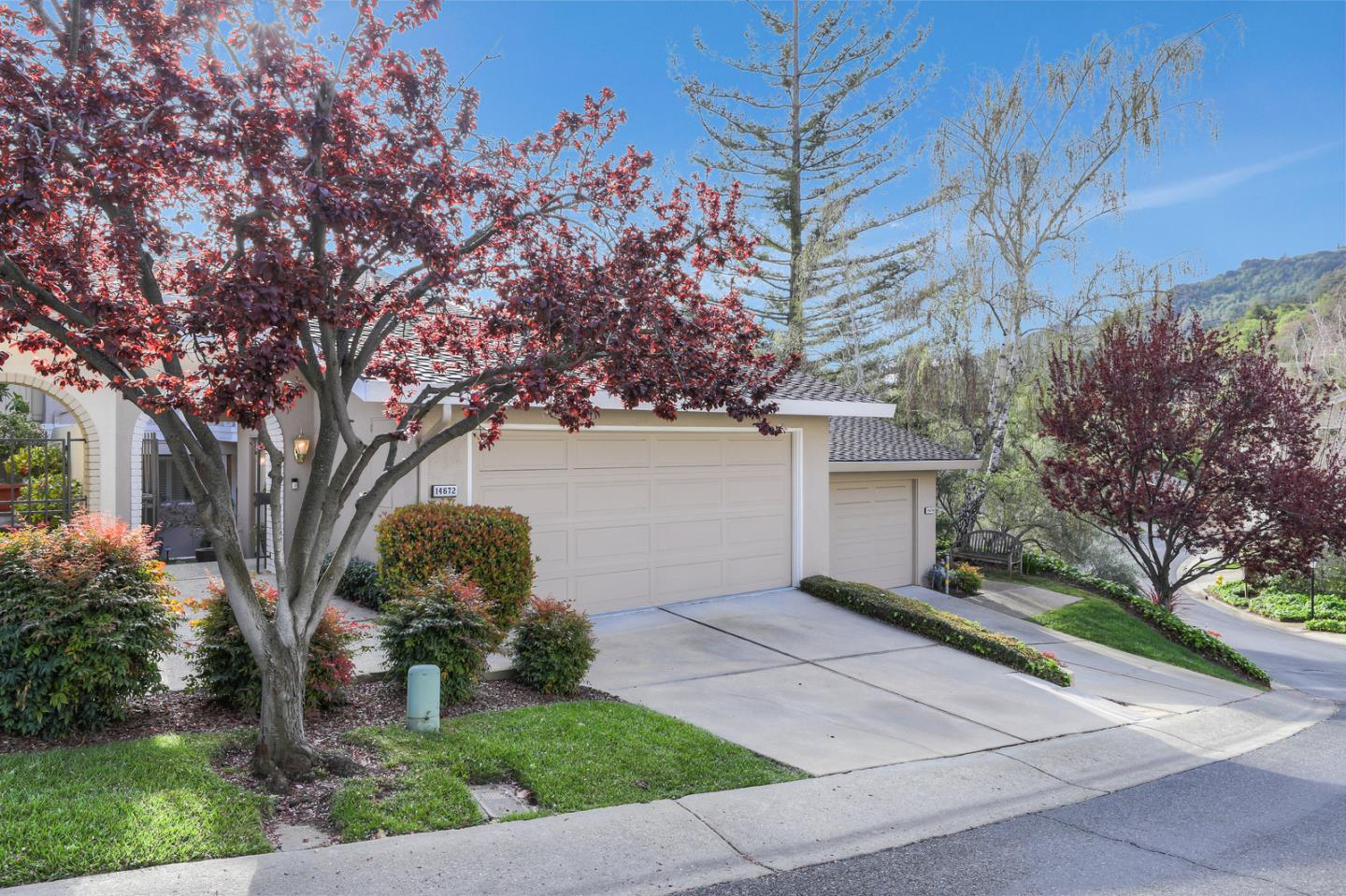 Detail Gallery Image 1 of 1 For 14672 Fieldstone Dr, Saratoga, CA 95070 - 3 Beds | 2/1 Baths