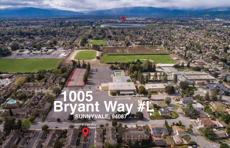 1005 Bryant WAY L, SUNNYVALE, California